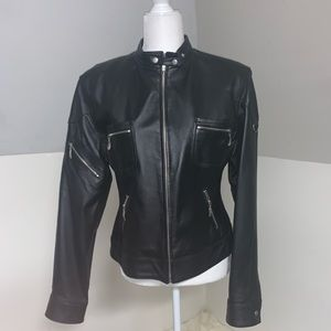 Leather CLIO Jacket